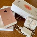 iPhone SE 64GB Rose Gold, Новосибирск